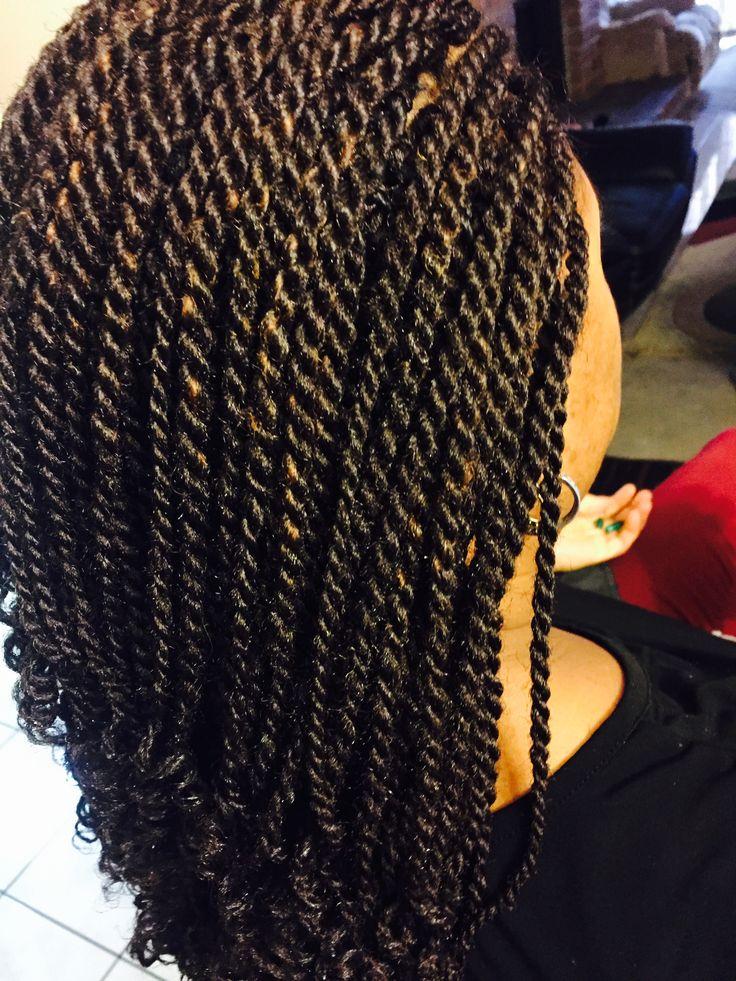Kinky twist by African Magic Hair Braiding 832 859 0298