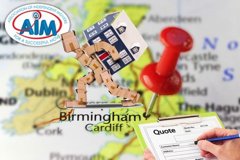 How To Compare Removal Quotes in Birmingham with AIM. However, before you hire a removals company, you should first know how to compare removal quotes from firms in Birmingham so you'll see which company best suits your budget.