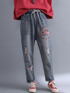 920018739eb Designer Denim & Jeans For Women Shopping Online. FashionTrendy ONLY FOR  YOU 6919 - NEWCHIC Mobile