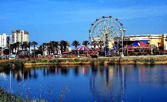 Miracle Strip At Pier Park Panama City Beach