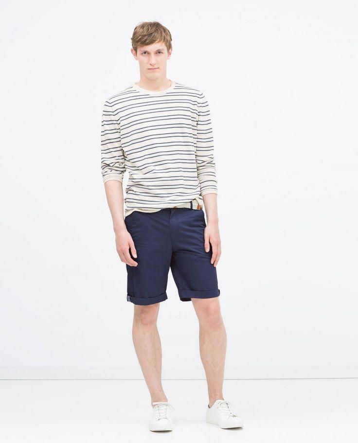 10 modèles de shorts et bermudas pour bien finir l'été !