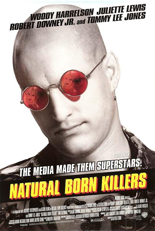 Natural born killer Assassini nati - Natural born killers #crimine - #thriller