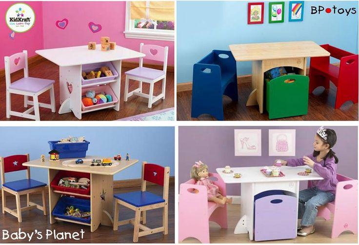 Kid tables