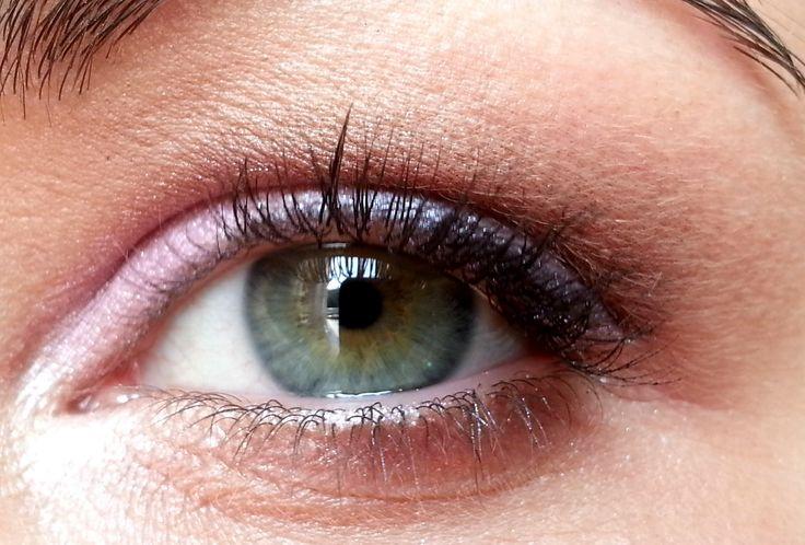 Нежный романтический макияж для глаз с нависшим веком (+плейлист)