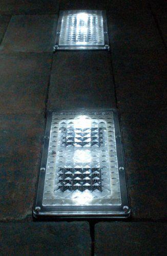 Solar Brick Paver. Solar Motion LightLandscape LightingOutdoor ...