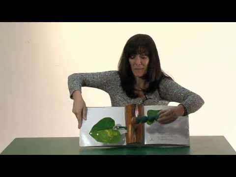 La pequeña oruga glotona - YouTube