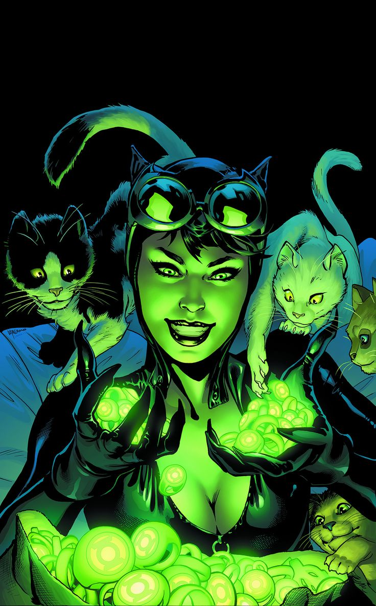 Catwoman (2011) Issue #44