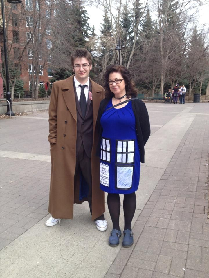 The Doctor with Sexy;)