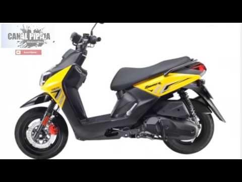 Nueva BWS R125 Modelo 2017