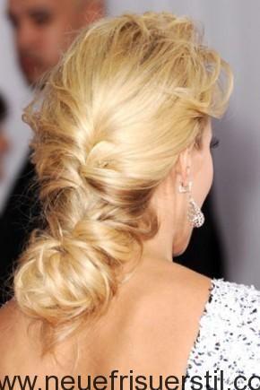 Carrie Underwood Promi-Hochsteckfrisur Frisuren 2015