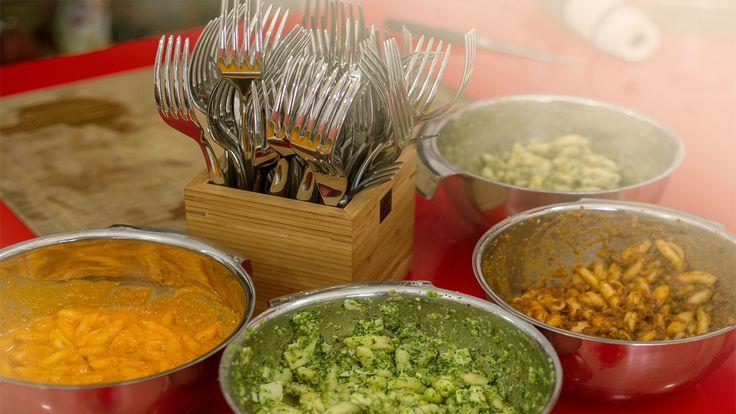 Pesto pasta party | Food Loft - Il sito web ufficiale di Simone Rugiati