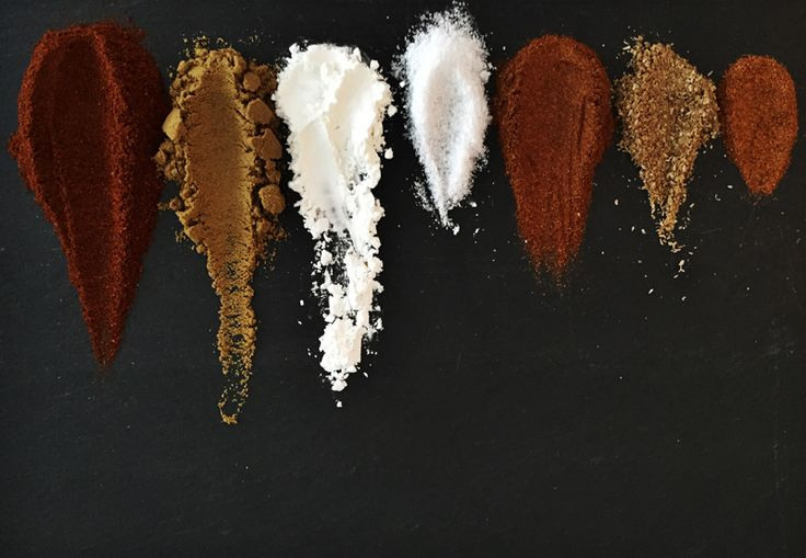 """Alton Brown's Taco Potion #19: This mixture of spices and thickeners will turn ground meat into a flavor fiesta … and yes, I just said """"flavor fiesta."""""""