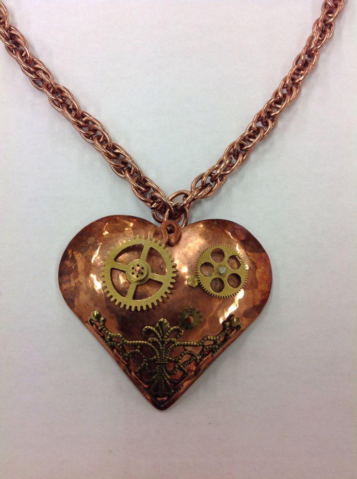My steampunk hart