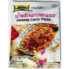 Lobo Brand Thai Panang Curry Paste 176 Oz Pack of 3 Thai Seasoning >>> You can find out more details at the link of the image.Note:It is affiliate link to Amazon.