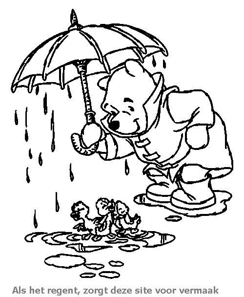 44 besten regen (weer) knutselen (Rain) Bilder auf Pinterest ...