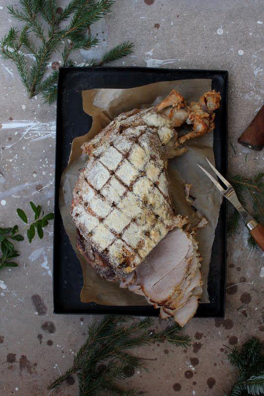 Pata porisee: Perinteinen joulukinkku