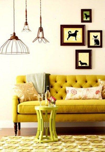 192 besten Schöner wohnen Bilder auf Pinterest Wohnideen, Deko - wohnideen wohnzimmer gelb