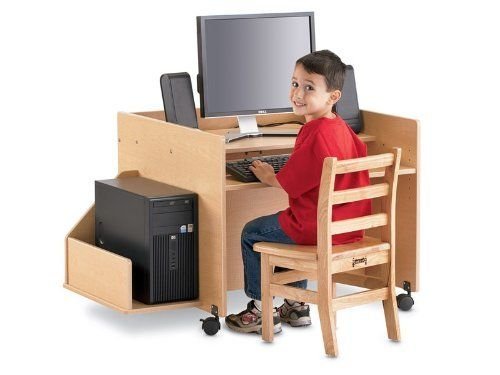 Aspenhome Warm Cherry Executive Modular Home Office: Home Office Furniture Images On