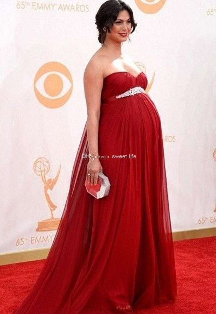 20 best Pregnant - gown images on Pinterest | Pregnancy style ...
