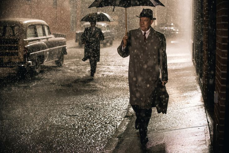 It has been 11 years since Steven Spielberg directed Tom Hanks in a feature film, but the oft-connected collaborators will reunite in October for Bridge of Spies, Spielberg's Cold War drama about a Brooklyn insurance claims lawyer tasked with negotiating the release of a captured American U-2 spy plane pilot.