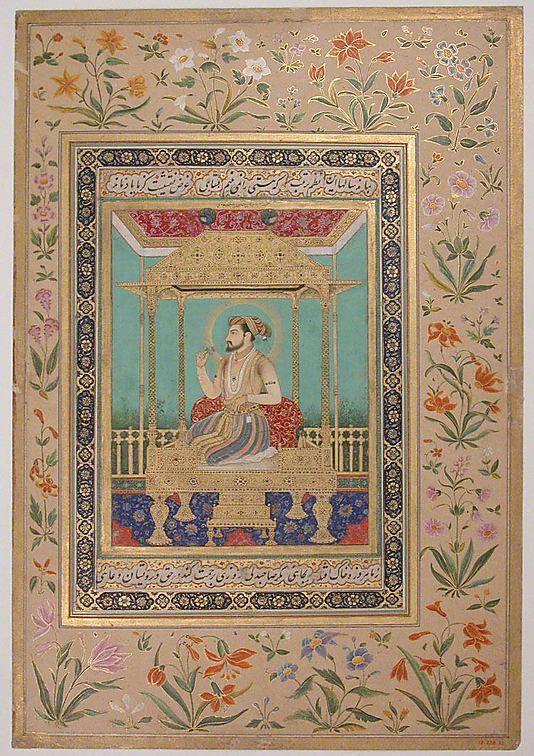 The Peacock Throne, Mughal.
