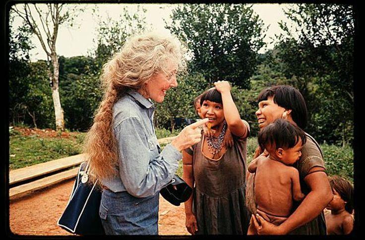 May 22 – Botanical artist / environmentalist Margaret Mee
