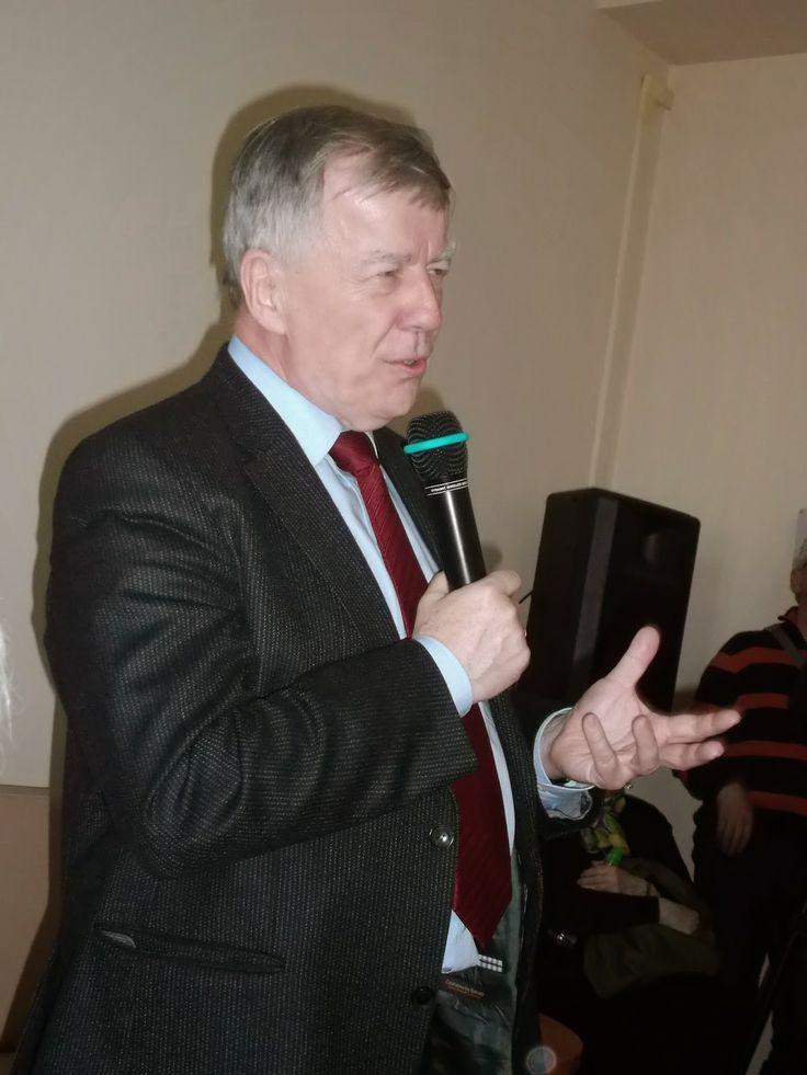 Kinga about moments in life: Spotkanie z prof. Janem Miodkiem w Rzeszowie