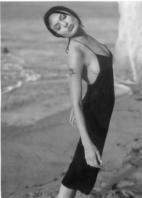 Angelina Jolie .... 90s