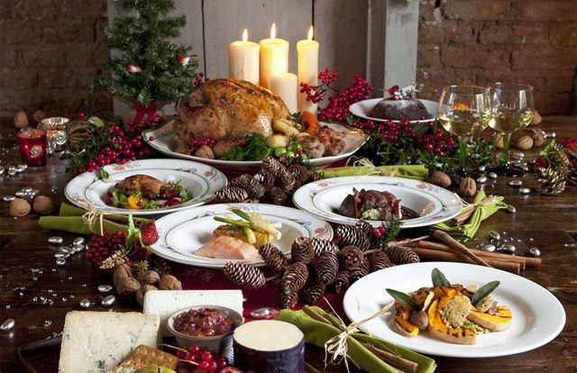 Menu de Noel pour 20 personnes
