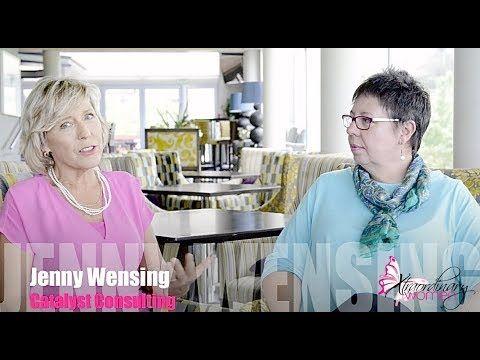 Xtraordinary Women interviewsJenny Wensing