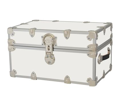 College Trunks - Armored Space Saver Size Dorm Room Organizer