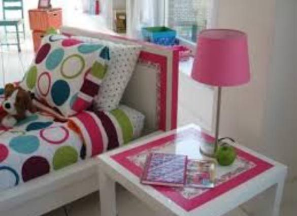 Stunning and Affordable Duct Tape Decorations | Room Decor