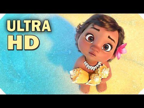 Disney's MOANA - BABY Moana TRAILER ! (Ultra HD 4K - 2016) - YouTube