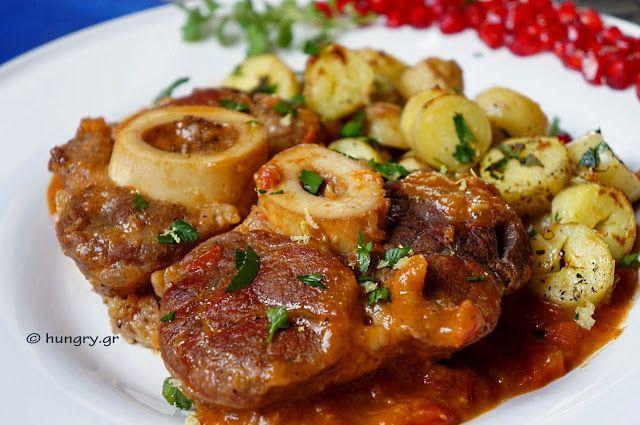 Kitchen Stori.es: Οσομπούκο Μιλανέζε