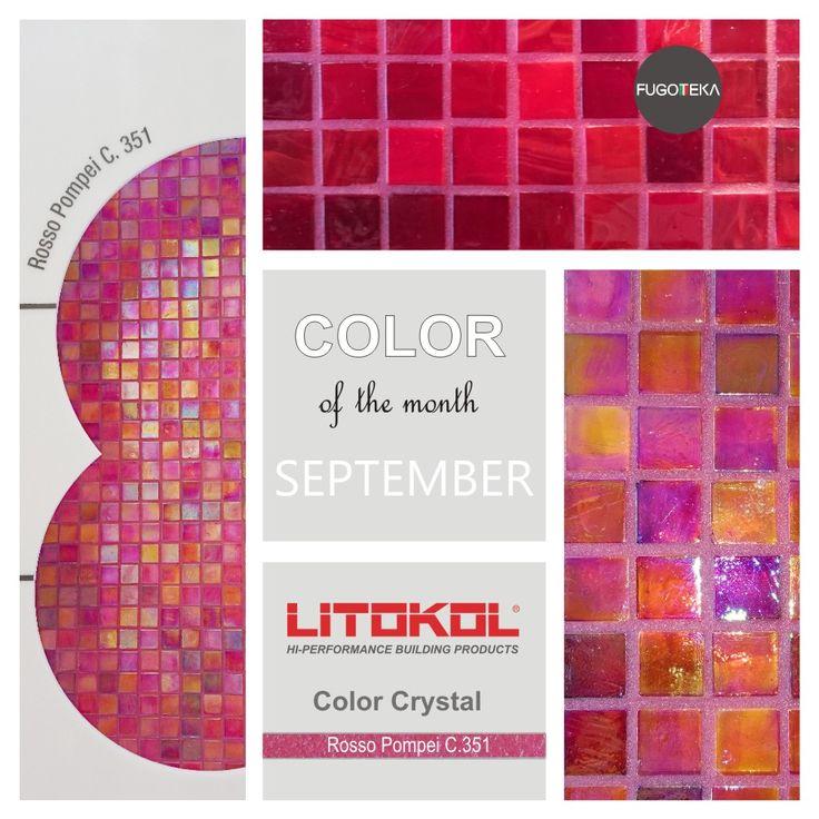 Color September - Litokol Starlike Color Crystal