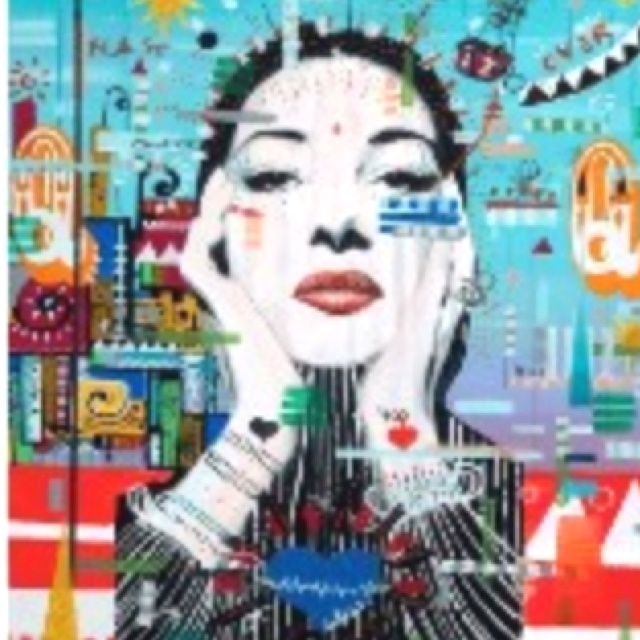 Maria Callas by Giorgio Casu