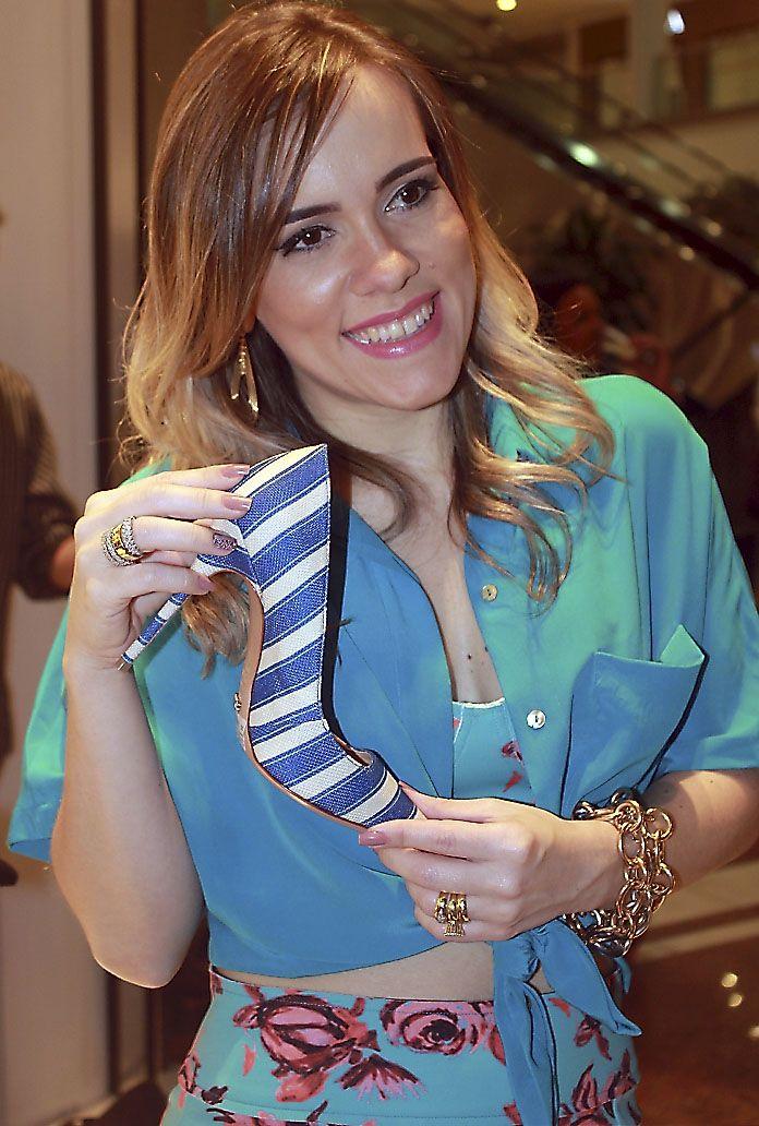 Maria Borgo no lançamento Schutz no Shopping Vitoria, em Vitória/ES. Saiba mais sobre o evento em http://mariaborgo.com.br/site/lancamento-schutz-shopping-vitoria/