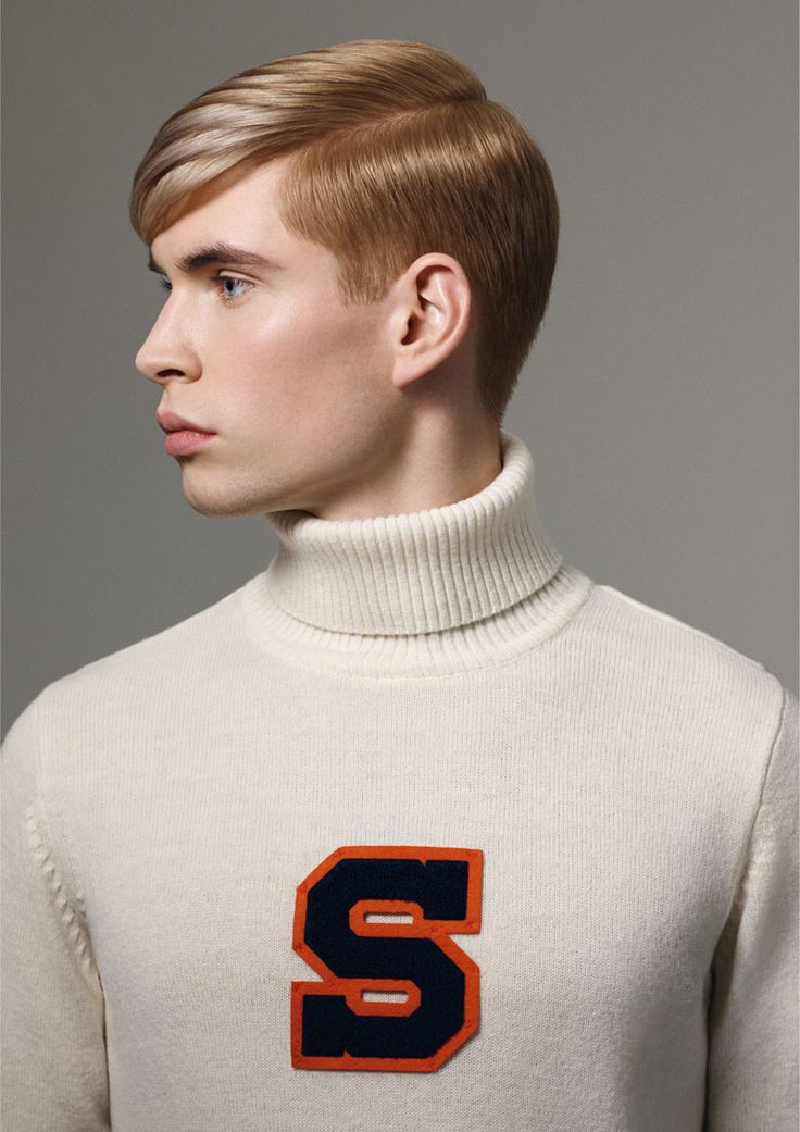 19 Best Mens Hairstyles From Vidal Sassoon Images On
