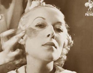 1930's vintage makeup tutorial
