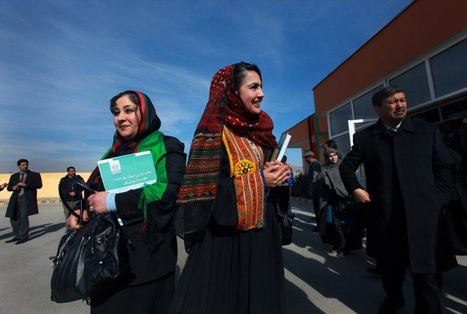 womens political participation in afghanistan an Permanent mission of afghanistan to the united nations  rural women and their  role in poverty and hunger eradication, development  and human rights, (3)  leadership and political participation, (4) economy, work and.