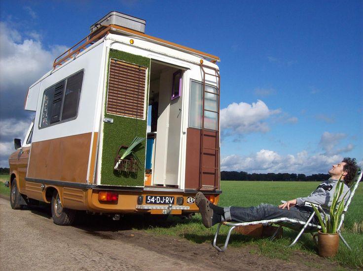Beleef Drenthe in een (huur)kampeerbusje! - Stichting Natuurkampeerterreinen