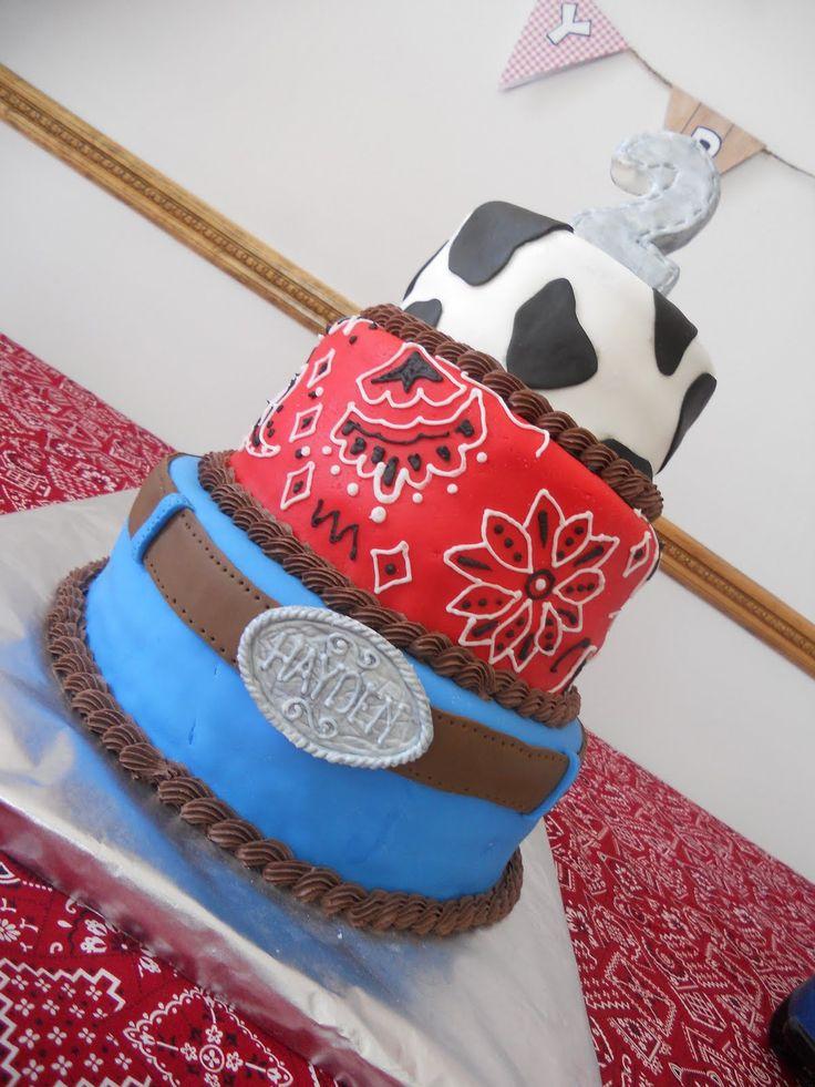 Cowboy birthday!