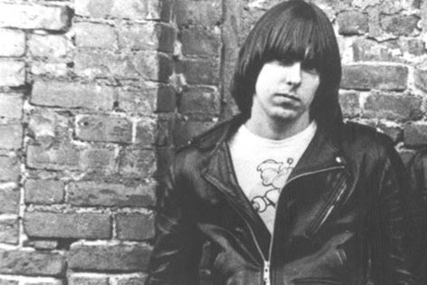 October 8,2016  The Ramones guitarist and founding member Johnny Ramone would have been celebrating his 68th birthday today. His birth name was John William Cummings.  Johnny was the bands guitarist throughout the band's entire career. He died from prostate cancer on September 15, 2004.  Happy Birthday Johnny. RIP.