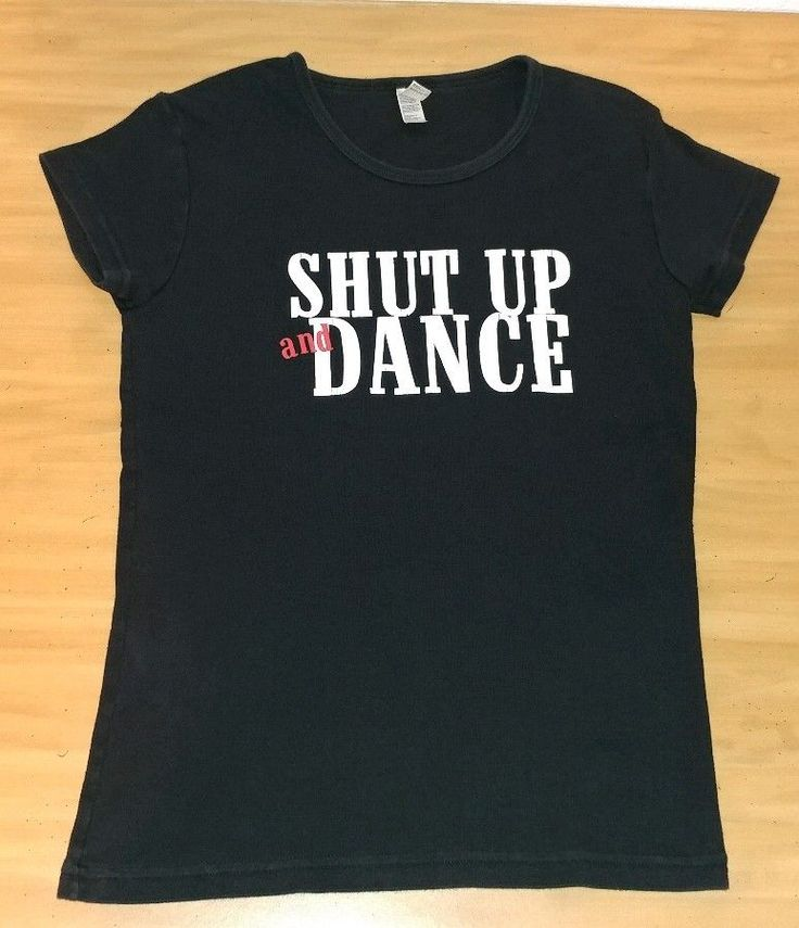 Coyote Ugly Saloon I Danced On The Bar At Denver Shut Up T-Shirt Juniors Large #CoyoteUgly #GraphicTee