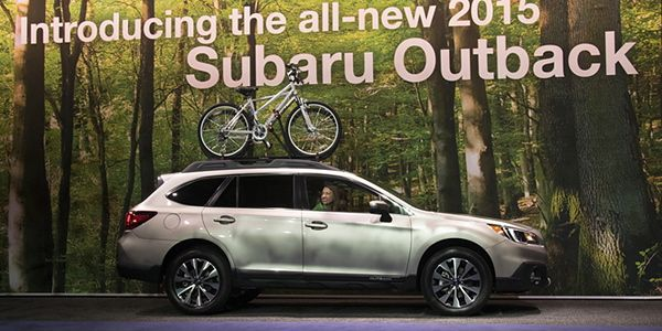 Subaru drops two significant features on 2015 Subaru Outback to get 33 mpg