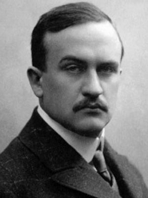 Jan Kotěra (1871) - architect and interior designer, and one of the key figures of modern architecture in Czechia