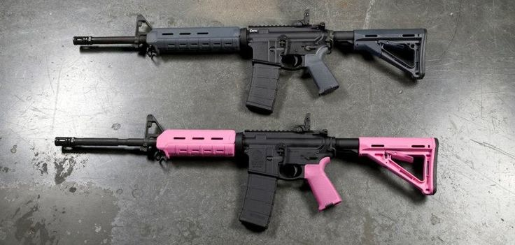His and Hers Magpuls