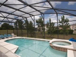 Emerald Isle 6 bed Villa Pool and Spa - near Disney