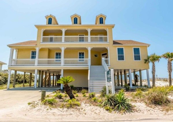 Family Reunions In Pensacola Beach Southern Vacation Rentals
