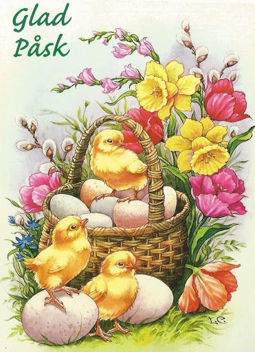 55 best images on pinterest abs easter ideas and vintage vintage easter by iris flower negle Image collections